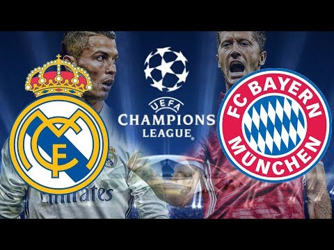 Bayern Munich 1 – 2 (1 – 2) Real Madrid Live Full Match!!! Reaction Stream!