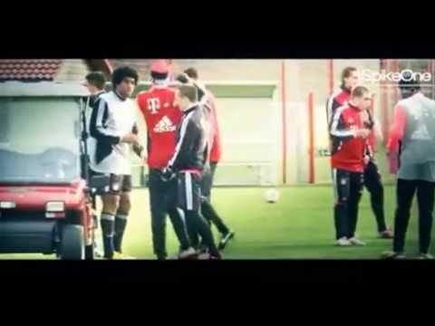 FC Bayern München | Lustige Momente | Funny Moments 2013
