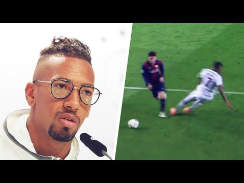 Jérôme Boateng finally responds to his infamous duel with Leo Messi | Oh My Goal