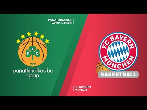 Panathinaikos Athens – FC Bayern Munich Highlights | Turkish Airlines EuroLeague, RS Round 19