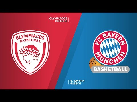 Olympiacos Piraeus – FC Bayern Munich Highlights | Turkish Airlines EuroLeague, RS Round 20