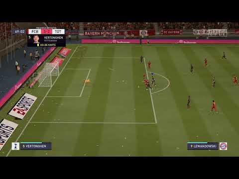 FIFA 20 mit cedric [Schalke04 vs. PSG] [FC BAYERN vs. TOT]