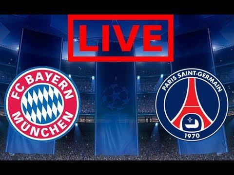 LIVE : FC BAYERN vs PSG (05/12/2017)