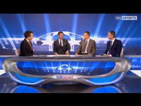 SkySports Panel on Arsenal vs Bayern Munich