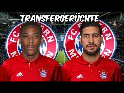 Martial zu den Bayern ? | Can zu den Bayern ? | Transfers und Transfergerüchte 2017/18