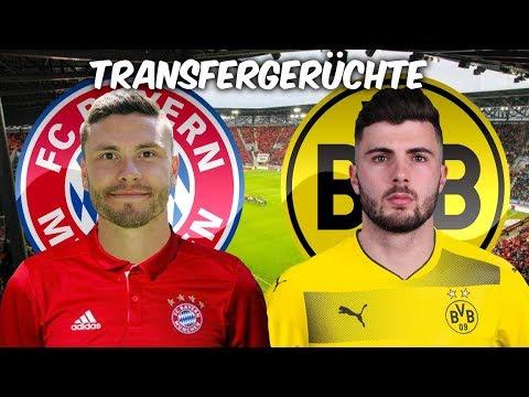 Hector zu den Bayern ? | Cutrone zu Dortmund ? | Transfers und Transfergerüchte 2017/18