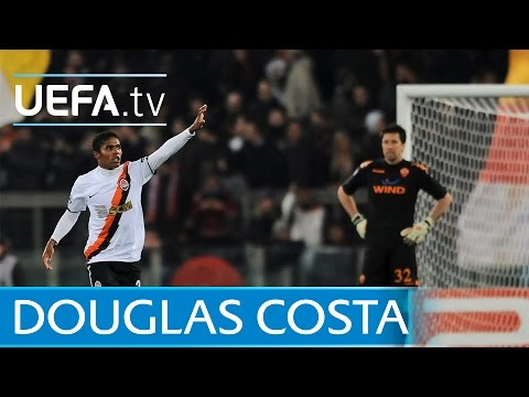 New Bayern signing Douglas Costa: Watch classic goal
