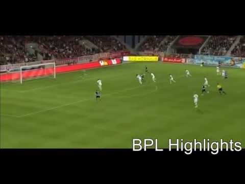 SSV Jahn Regensburg vs. FC Bayern Munich (3-1) | Club Friendlies Highlights | (04/09/2015)