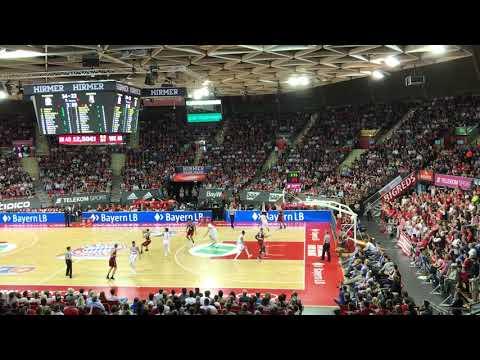 FC Bayern Basketball vs Brose Baskets Bamberg | Playoffs 2018 | Spielszenen LIVE