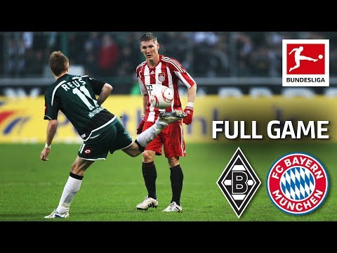 Borussia Mönchengladbach vs. FC Bayern München | Full Game | Matchday 11- 2010/11 Season