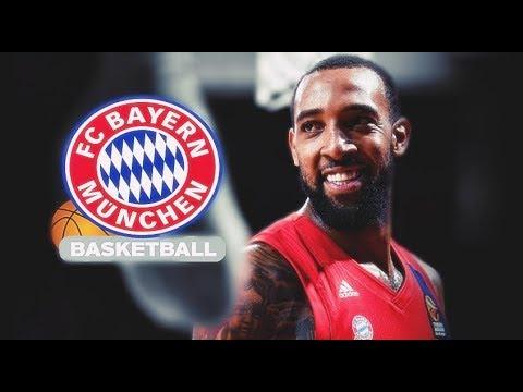 🇺🇸 Derrick Williams Mix / FC Bayern München Basketball/ 2018-19 ᴴᴰ