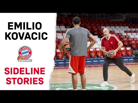 Inside the Skills Workout of FC Bayern´s Emilio Kovacic with NBA-caliber Stars like Huestis & Monroe