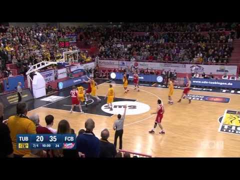 Dreier-Rekord FC Bayern Basketball – 23 Dreier in einem Spiel