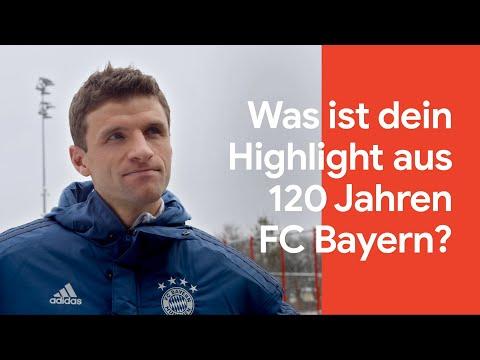 Google Suche: FC Bayern Abstimmung