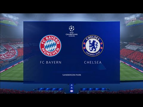 FIFA 20 Predicts: Champions League Round of 16 | FC Bayern vs Chelsea