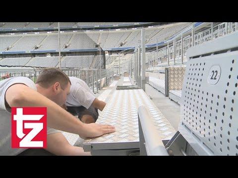 Exklusiv: Das ist die neue Südkurve in der Allianz Arena – FC Bayern München