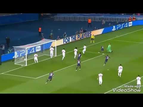 PSG BAYERN 3-0 les buts avec son rmc