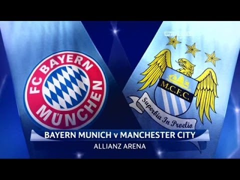 Bayern Munich vs Manchester City 10.12.13 Promo/Review
