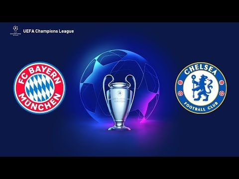 UEFA Champions League 2020 – Bayern Munich vs Chelsea
