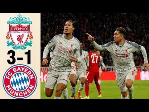 Liverpool Vs Bayern 3 – 1 Goals And Highlights.UEFA Champions League 2019.ROAD TO MADRID