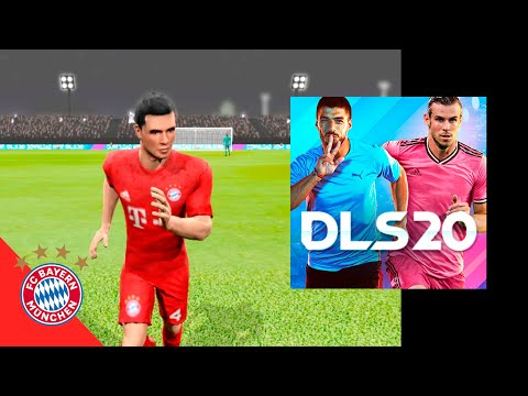 Official Bayern Munich KIT in  DLS 20 | Dream League Soccer 2020