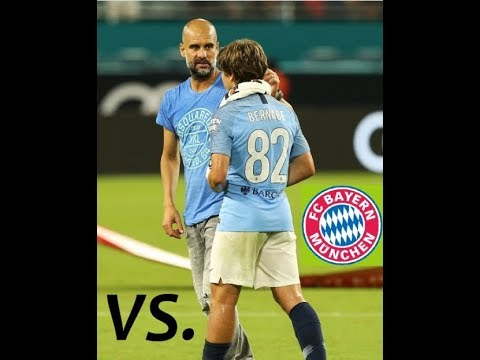 Adrián Bernabé vs. Bayern Munich ● International Champions Cup 2018 ● Manchester City
