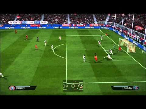 FIFA 14 PS4 Gampelay Online | Bayern Munich – PSG