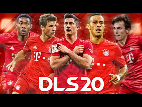 Bayern Munich Yaması !!! Álvaro Odriozola !!! Dream League Soccer 2020 !!!