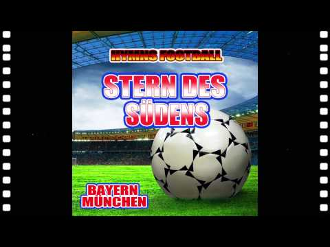 Hymnem Bayern München – Karaoke Version – Stern Des Südens – Hymns Football