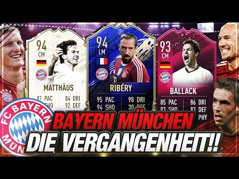 FIFA 20: FC BAYERN MÜNCHEN DIE VERGANGENHEIT!! OMG PRIME ICON MOMENTS & CO ULTIMATE TEAM 😱😱