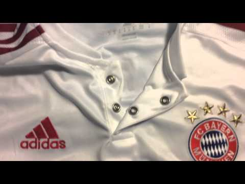 Gogoalshop Bayern Munich 15/16 Away Jersey Review