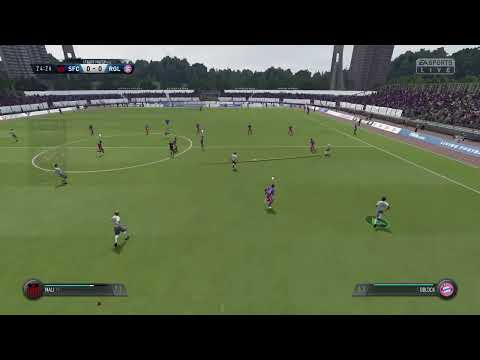 Bayern Munchen Jerseys GK Gameplay
