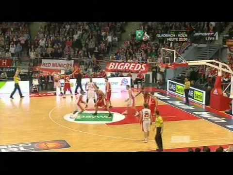 FC Bayern Basketball vs. Brose Baskets Bamberg 107:103 Beko BBl