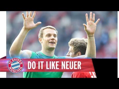 Manuel Neuer – best goalie in the world!