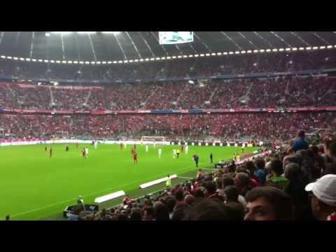 FC Bayern München – SC Freiburg (1:0) Flitzer (in)