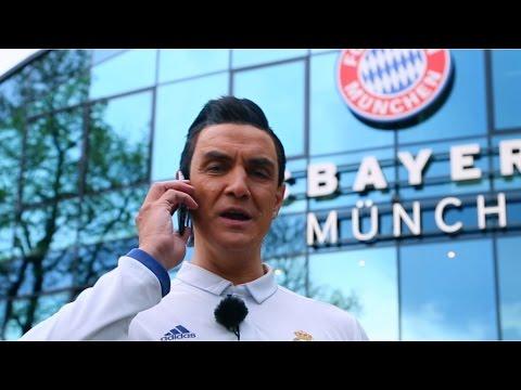 Cristiano Ronaldo beim FC Bayern | CR7 Real Madrid