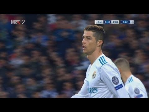 Real Madrid – PSG 3-1 – LP 2017/18 (HRT2,Marko Šapit)
