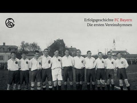 Bayernlied (1907) – Die ersten Vereinshymnen FC Bayern München
