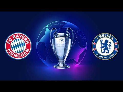 Bayern Munich vs Chelsea (2nd Leg) Champions League 2020 Gameplay