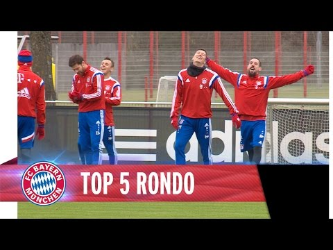 FC Bayern Top 5 – Rondo