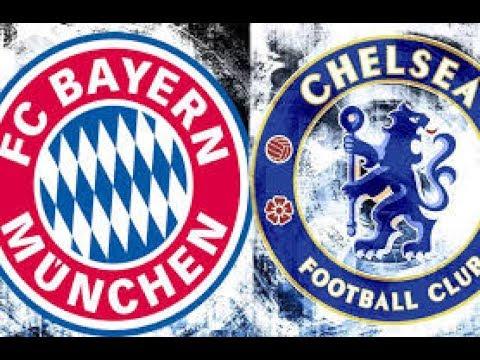 Live Stream Chelsea Vs Bayern Munich