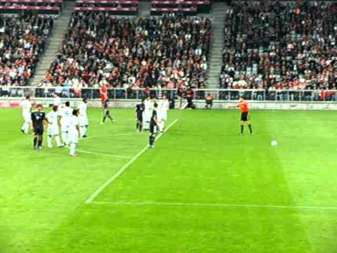 FC Bayern München – Real Madrid (13.08.2010) Elfmeter