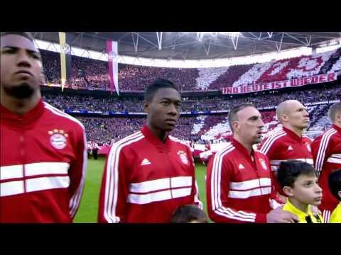 Tribute To FC BAYER MÜNCHEN CL 2012/13 Musik von Manowar-Number 1