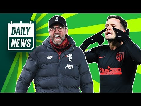 'Bad losers' Liverpool are OUT of the UCL + Bayern SMASH the Power Rankings ► Daily News